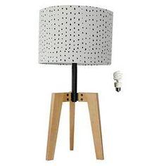 Threshold™ Wood Table Lamp Shade - CA Version - White : Target
