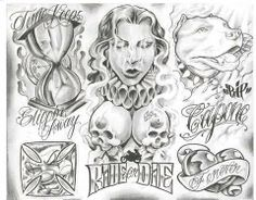 pin chicano art dragon tattoo