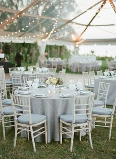 Wedding Reception, Private Residence, Flowers by: Naomi De Manana, Photo: Robert and Kathleen Photographers - Hampton Bays Wedding http://caratsandcake.com/danielleandben