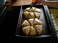 Irish Soda Bread Scones Recipe - My Spice Sage Blog