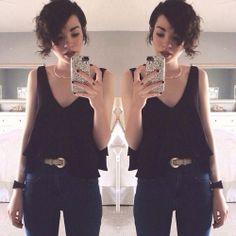 Love her style LaMadelynn from http://lamadelynn.tumblr.com/