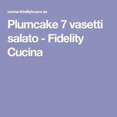 Plumcake 7 vasetti salato - Fidelity Cucina