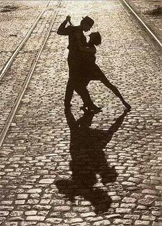 Dancing Couple. Photography