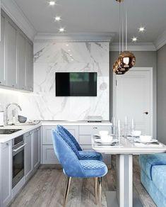 Home bar room decor interior design Ideas Small House Kitchen Ideas, Kitchen Room Design, Home Room Design, Modern Kitchen Design, Home Decor Kitchen, Interior Design Kitchen, Kitchen Small, Kitchen Dining, Dining Room