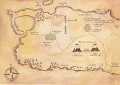 Vanheimr, Norse world of the Vanir in The Golden Ashfruit