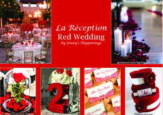Wedding Event Planner, Red Wedding, Marie, Table Decorations, Shit Happens, Inspiration, Home Decor, Biblical Inspiration, Decoration Home