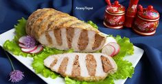 Érdekel a receptje? Meat Recipes, Dinner Recipes, Cooking Recipes, Cold Dishes, Hungarian Recipes, Picnic Foods, Kaja, Tasty, Food And Drink