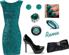 """dark Green"" by snow-white191 on Polyvore"