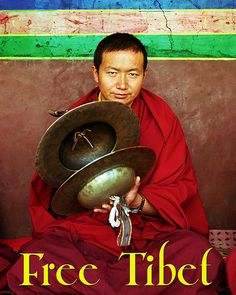 when China = finish this time come 100%  = Tibet free ! China People inside & outside never free!