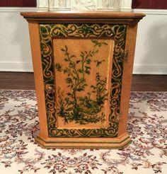 http://www.ebay.co.uk/itm/Dollhouse-Miniature-Artisan-Signed-Janet-Reyburn-Hand-painted-Corner-Cabinet-/222268823250?_trksid=p2047675.l2557