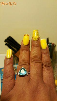 Lemony bright
