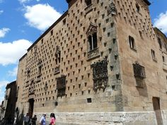 Casa de las Conchas,Salamanca