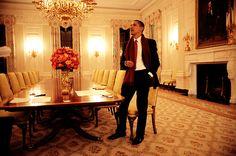 Stylish! #Obama #Decor