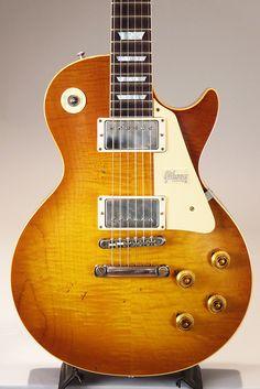 Gibson Custom Shop, Les Paul Guitars, Les Paul Standard, Gibson Guitars, Hard Rock, Bass, Lowes, Hard Rock Music, Double Bass
