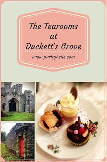 Lovely stroll and coffee at the Tearooms in Duckett's Grove, County Carlow