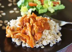 365 Days of Slow Cooking: Chicken dishes