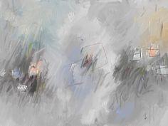 *CALMA REM* ~ A pesar de estar durmiendo, nuestro cerebro sigue con mucha actividad. Las neuronas motrices están bloqueadas de forma que no podemos movernos. La gran actividad cerebral hace que captemos cantidad de información de nuestro entorno. Es el momento de llamar a los sueños. ~ #art #arte #xavierfontcuberta #artistaespañol #artistacatalan #ipadart #print #draw #pintura #paint #abstract #abstractpainting #artgallery #artist #artwork #color #colour #creative #fineart #myart #online
