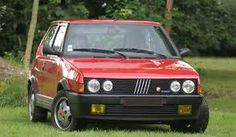 1983 Ritmo 130 TC Abarth FIAT, and lot of sport car specification. You can discover the history of automobile logo Turin, Maserati, Ferrari, Automobile, Fiat Uno, Fiat Cars, Dreams And Nightmares, Fiat Abarth, Steyr