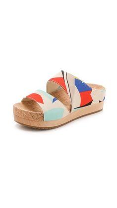 fun fun sandals!