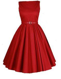 Retro 50'S Vintage Style Dress - by HAZEL BOUTIQUE | Scott's Marketplace