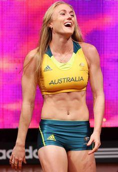 Sally Pearson—Track and Field (Australia)