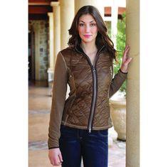 Goode Rider Performance Fleece jacket - great style & versatility!