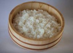 Recetas de cocina japonesa: Como preparar arroz para sushi   Taka Sasaki