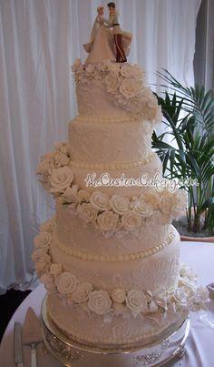 cinderella cake by ilexiapsu.deviantart.com on @deviantART