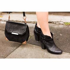 """rag & bone Black Harrow Ankle Boots •Classic black leather Harrow boots from Rag & Bone. 3.25"""" heel, 4"""" shaft.  •Size EU37.5, these run small will be best for a 6.5 or 7.  •Like new condition, small pushpin stud on missing from one of booties.  •NO TRADES/PAYPAL/MERC/VINTED/NONSENSE.   •PLEASE USE OFFER FEATURE IF YOU WANT TO NEGOTIATE PRICE. rag & bone Shoes Ankle Boots & Booties"""