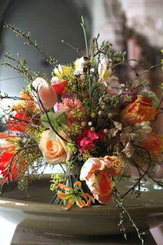 #Flowers, arrangement, Akademie für Naturgestaltung