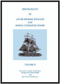 Descendants Of Jacob George Wickline And Maria Catharine Spahr: Volume I Custom Journals, Birth And Death, Primary Sources, Family Genealogy, Descendants, Family Photographer, This Book, Kinfolk, Father