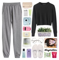 """""""i could be your diamond queen"""" by hhuricane ❤ liked on Polyvore featuring H&M, Brahms Mount, GANT, Fujifilm, Muji, philosophy, Davines, NARS Cosmetics, Me! Bath and staycation"""