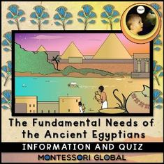 Boom Cards - The Fundamental Needs of the Ancient Egyptians and Ancient Egyptian Social Structure History Activities, Help Teaching, Teaching Resources, Africa Map, Montessori Activities, Deck Of Cards, Task Cards, Ancient Egypt, How To Memorize Things
