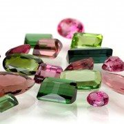 Tourmaline is a semi-precious stone that comes in a variety of colors that have different meanings to those who believe in its healing powers. Titanium Wedding Rings, Diamond Wedding Rings, Diamond Engagement Rings, Chemical Formula, Tourmaline Stone, Fibres, Rocks And Gems, Semi Precious Gemstones, Stone Rings