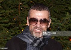 British singer George Michael talks about his recent illness outside his home in Hampstead in London on December 23 2011 George Michael fought back...