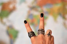 Whether by air: | 17 Tiny Travel Tattoos For Your Next Big Adventure