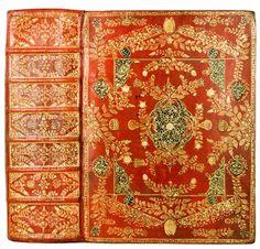 16th century German binding, Plato's Works.