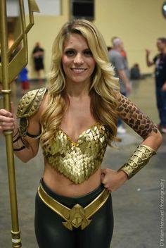 Female Aquaman.