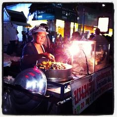 Bangkok street food is simply delicious!