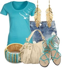 This is so cute, It'd be like a nice camping outfit or something for me to wear to Youth Camp this summer