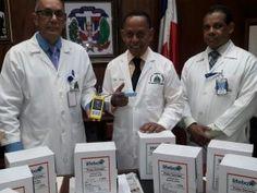 Hospital de Herrera recibe equipos donados valorados en más de RD$1 millón
