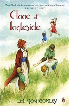 Cover art for Anne of Ingleside (Virago Press, 2017)