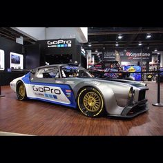 Hot Wheels - WOW! Part race car and part street car the @roadstershop have killed it at #sema14 with this crazy 1970 Chevrolet Camaro , no specific power details available right now but will keep you...