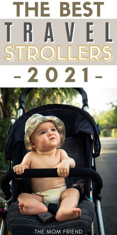 Here are the BEST travel strollers for 2021! This ultimate guide to travel strollers is a must-read for moms on the go! Get tips for which stroller is best for you, whether you're looking into travel strollers for an airplane, for toddlers, for an infant or baby, for twins, the best light weight travel stroller, or a travel stroller system, you'll find great advice to help you make the perfect choice! #travelwithkids #traveltips #travelhacks Travel With Kids, Family Travel, Best Travel Stroller, Flying With A Baby, Family Vacation Destinations, Friends Mom, Baby Gear, Airplane, Toddlers