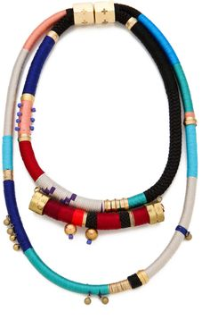 Holst + Lee ; Yigal Necklace