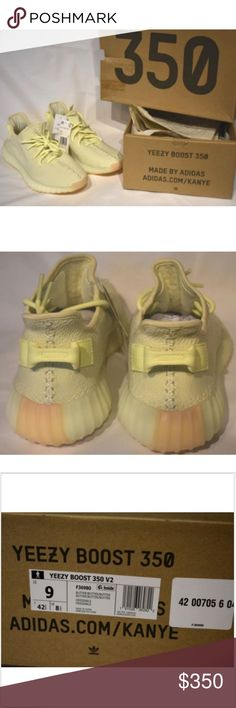 cdb3cd51b82c5 Adidas Yeezy Boost 350 V2 BUTTER F36980 Kanye West These are Brand New and  Never Worn