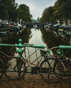 A perfect end to Amsterdam by entwistlephoto