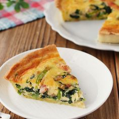 Healthy Eating Tips, Healthy Nutrition, Beef Recipes, Cooking Recipes, Vegetable Drinks, Fine Dining, Baked Goods, Quiche, Brunch