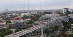 SAYBOCA: DanamonQQ - PT. Ratu Prabu Energi Membangun LRT Be...