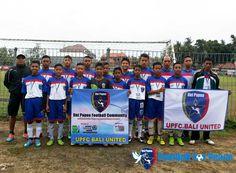 Uni Papua Fc Bali ikut serta dalam turnament Radar Bali Jawa Pos Diikuti oleh 22 team dari Bali dan Jawa #Unipapua